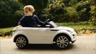видео Детские электромобили Rastar