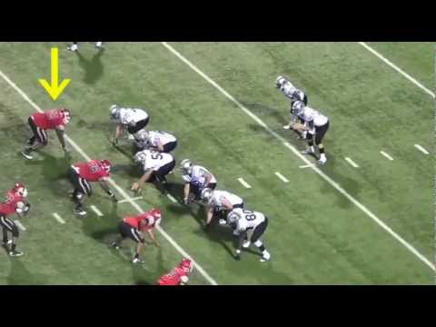 Andrew Billings  - 2012 Senior Season Football Highlights -  Waco High School