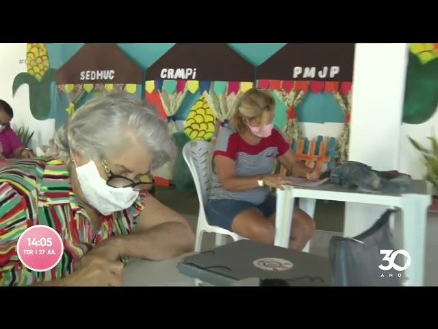 Centro de referência da pessoa idosa no Altiplano foi reaberto - Com Você