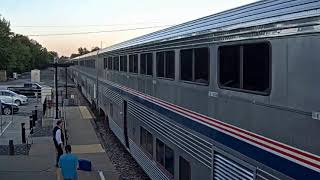Amtrak Conductor Throws Passenger Off Train