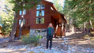 12441 Saint Bernard Drive  |  Truckee, CA 96161  |  Beautiful Mountain Home