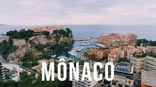 O 2º MENOR PAÍS DO MUNDO | MÔNACO | RIVIERA FRANCESA  (Parte I) + Trajeto Marselha - Nice