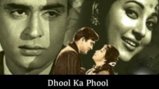 Dhool Ka Phool 1959, 133/365 Bollywood Centenary