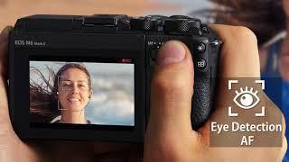 Canon EOS M6 Mark II Kit 15-45mm - Canon M6 II Kit - Canon M6 Mark 2 Kit
