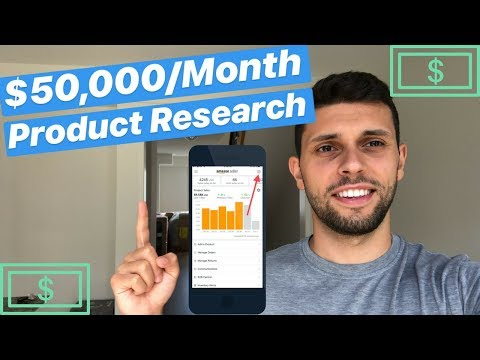 Amazon FBA Product Research Strategy for Complete Beginners