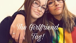 Lesbihonest // The Girlfriend Tag! LGBT Edition