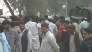Mansehra to Karachi Roadblock saylim