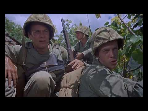 Beachhead 1954 full movie