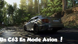Forza Horizon 3 ROLEPLAY - Un C63 EN MODE AVION !?