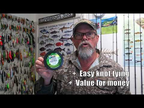 EXPLAINED! Different Types Of Fishing Line With Starlo