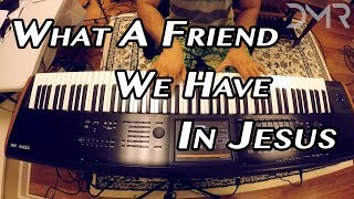 "Gambar cover ""What A Friend We Have In Jesus"" - David Rodgers"