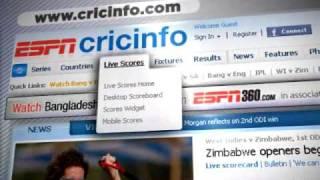 ESPN's Cricinfo.com Promo