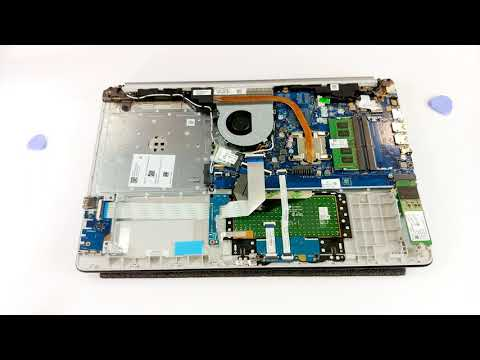 Hp 250 G7 Disassembly And Upgrade Options Youtube