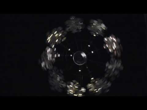 Solar Snowflake Spinner SKU# KA6973 - Wind & Weather