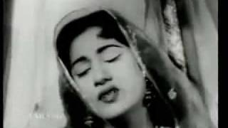 Guzra-Hua- Zamana-1956 film Shirin Farhad, Lata-OLd-S-Gold-sonG