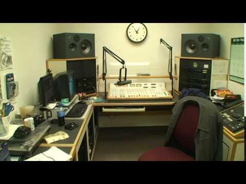 Test Video, my studio
