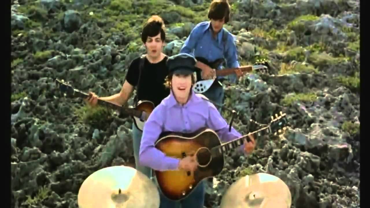 Beatles another girl video #12