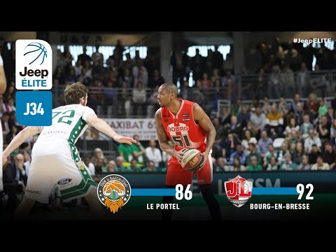 Le Portel vs. Bourg-en-Bresse - Game Highlights
