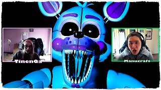 🤘 PASSING TWO CAMERAS - FIVE NIGHTS AT FREDDY'S ROBLOX