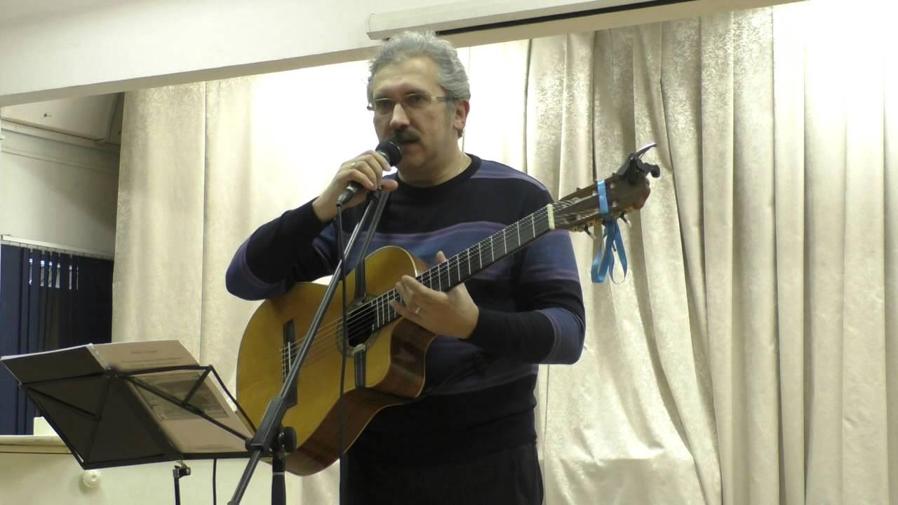 Вадим Елисеев Концерт в школе интернате Музыка