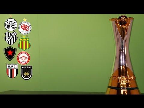 Todos os Campeões da Série D 2009 à 2016