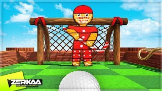 NEW 'HOCKEY' MINIGOLF MODE! (Golf with Your Friends)