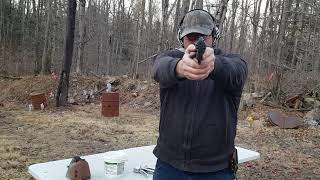 Taurus 9 shot .22 Revolver review