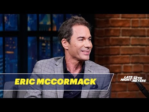 Eric McCormack Wants Justin Trudeau To Be Will Truman's Secret Lover