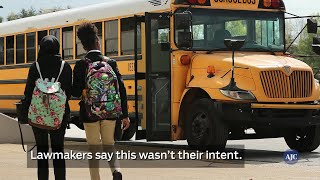 VIDEO: Why a small change in law could create danger for students