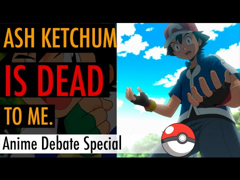 Why ash will never be a pokemon master