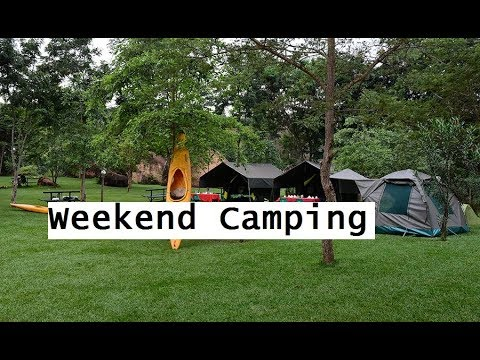 Weekend Camping At Eagles Point Campsite Elementaita!