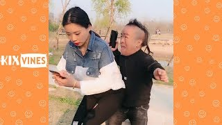 Funny videos 2019 ✦ Funny pranks try not to laugh challenge P98