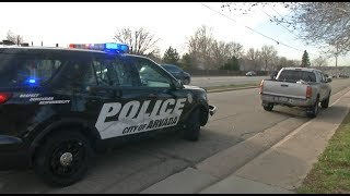Arvada Police Ride Along with Officer  Sauter