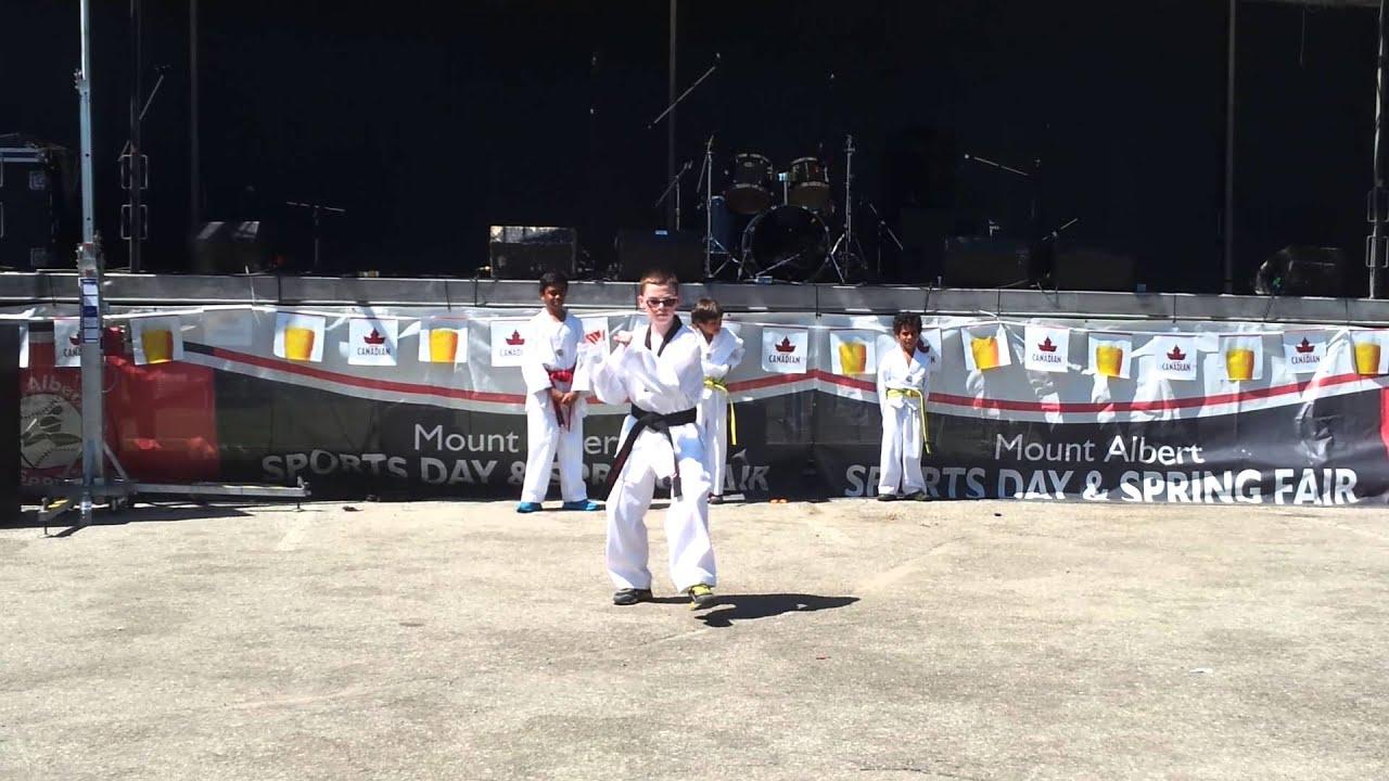 Spartan taekwondo