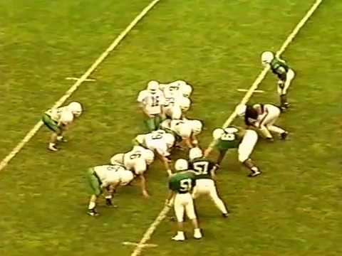 Ohio Bobcat Green and White Spring Game 1998