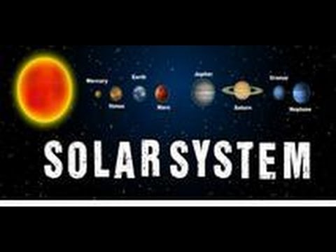 Geography : Solar System Part 1