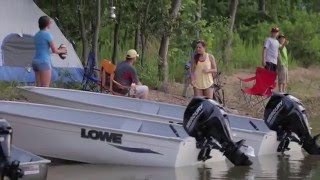 Lowe Boats 2015 Deep V