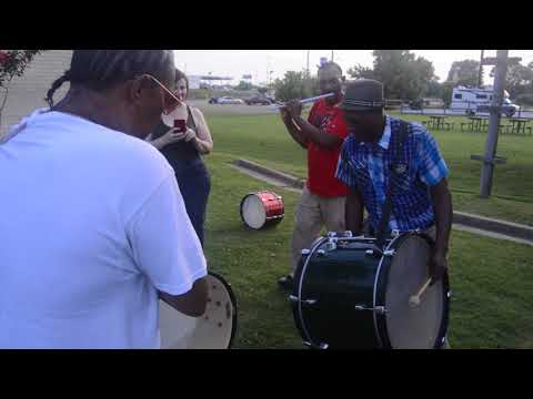083 The Hurt Family Fife and Drum Band Live at Fife Fest 2018