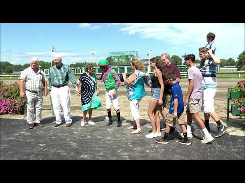 video thumbnail for MONMOUTH PARK 8-10-19 RACE 6