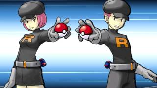 Pokémon HeartGold and SoulSilver Remix - Vs. Team Rocket Grunt (X/Y Style)