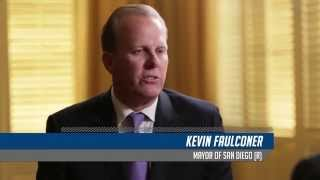 California's Water Crisis: Mayor Kevin Faulconer on The Golden State Drought