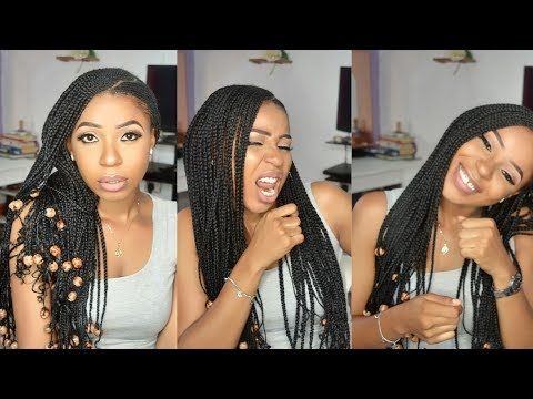 GRWM / My Lit African Playlist /Old School Songs/ thanks 5000 Subscribers