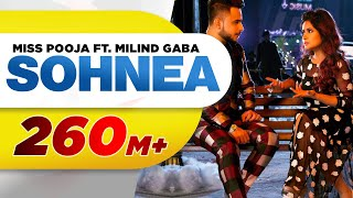 Sohnea Full Song Miss Pooja Feat Millind Gaba Latest Punjabi Songs 2017 Speed Records