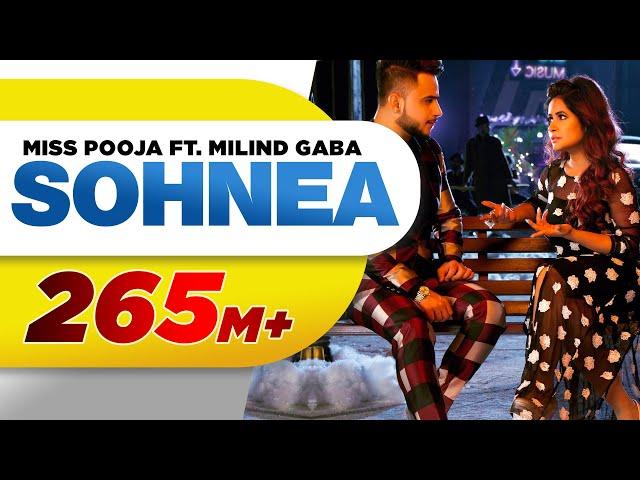 Sohnea (Full Song) | Miss Pooja Feat. Millind Gaba | Latest Punjabi Songs 2017 | Speed Records