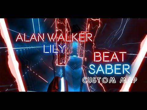 alan-walker---lily.-beat-saber-custom-song