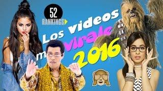 LOS VIDEOS MÁS VIRALES DEL 2016