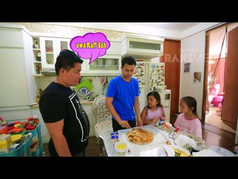 JANJI SUCI - Raffi Nyoba Masak Fried Rice (7/1/18) Part 2