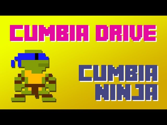 TMNT Theme - Tortugas Ninjas - Cumbia Drive Travel Video