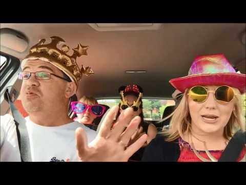 Prospect Hill Junior School Leavers 2017 Carpool Karaoke