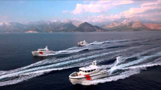 ARES SHIPYARD SAHİL GÜVENLİK BOTU